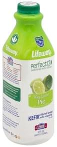 Lifeway Kefir Cultured Milk Smoothie Lowfat, Key Lime Pie