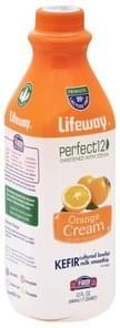 Lifeway Kefir Orange Cream