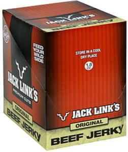 Jack Links Beef Jerky Original