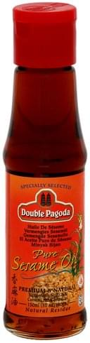 Double Pagoda Pure Sesame Oil - 5 oz