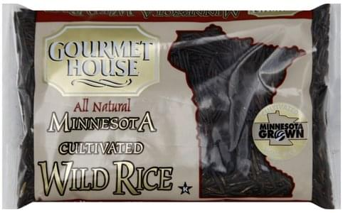 Gourmet House Minnesota Cultivated Wild Rice - 8 oz