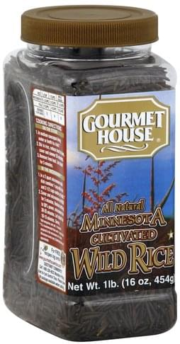 Gourmet House Minnesota Cultivated Wild Rice - 16 oz