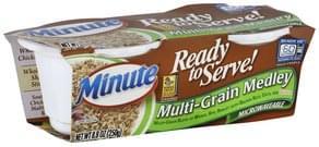 Minute Multi-Grain Medley Microwaveable