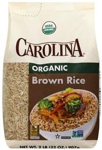Carolina Rice Brown Rice, Organic