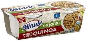 Minute Quinoa Organic, White & Red