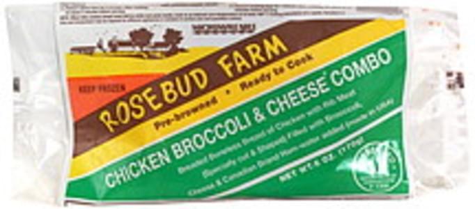 Rosebud Farm Chicken Broccoli & Cheese Combo
