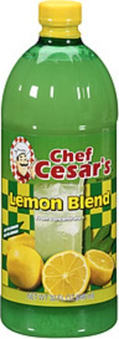 Chef Cesar's Lemon Blend