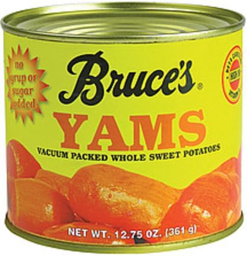 Bruce's Yams - 15 oz
