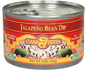 Casa Fiesta Jalapeno Bean Dip Mild