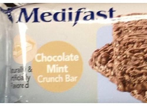 Medifast Chocolate Mint Crunch Bars - 32 g