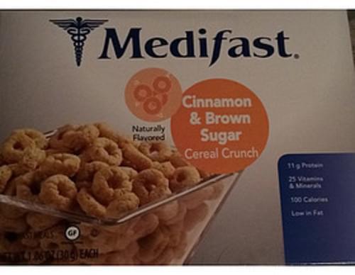 Medifast Cinnamon & Brown Sugar Cereal Crunch - 30 g