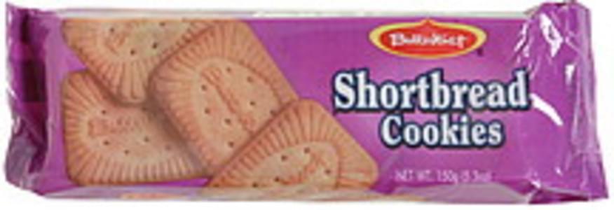 Butterkist Cookies Shortbread