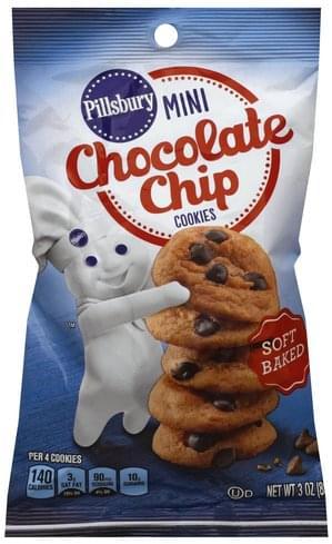 Pillsbury Soft Baked, Chocolate Chip