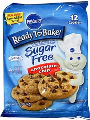 Pillsbury Sugar Free, Chocolate Chip