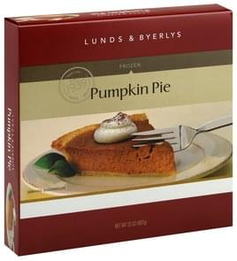 Lunds & Byerlys Pie Pumpkin, Frozen