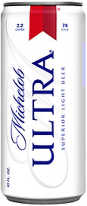Michelob Ultra Superior Light Beer