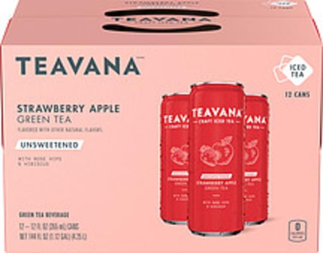 Teavana Strawberry Apple Unsweetened