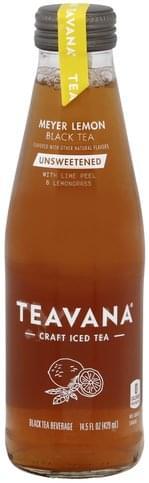 Teavana Meyer Lemon, Unsweetened Black Tea - 14.5 oz