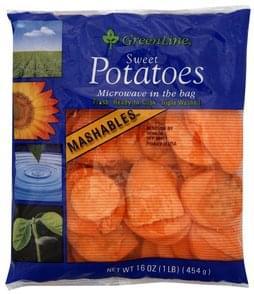 GreenLine Potatoes Sweet