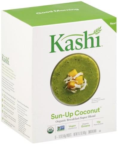 Kashi Sun-Up Coconut Smoothie Mix - 10 ea