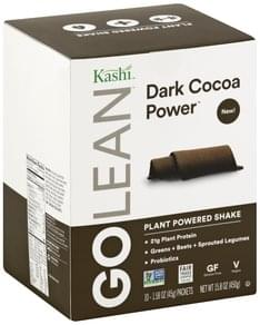 Kashi Plant Powered Shake Dark Cocoa Power