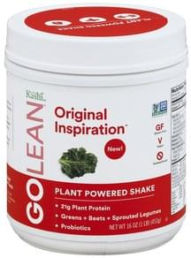 Kashi Shake Plant Powered, Original Inspiration