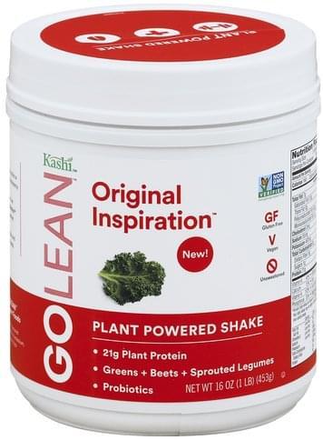 Kashi Plant Powered, Original Inspiration Shake - 16 oz