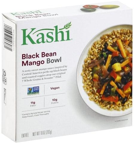 Kashi Black Bean Mango Bowl - 10 oz