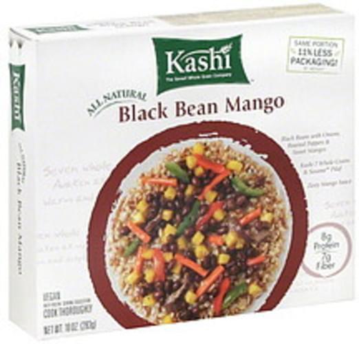 Kashi Black Bean Mango - 10 oz