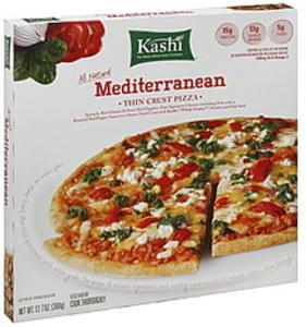Kashi Pizza Thin Crust, Mediterranean