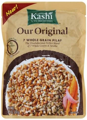 Kashi Our Original 7 Whole Grain Pilaf - 8.5 oz