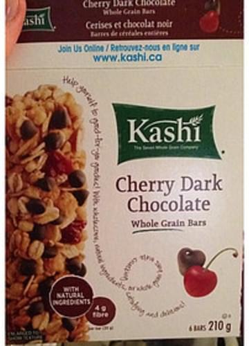 Kashi Cherry Dark Chocolate Whole Grain Bar - 35 g