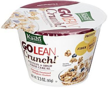 Kashi Cereal Cups Golean Crunch! Protein & High Fiber