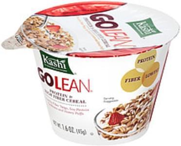 Kashi Cereal Cups Golean Protein & High Fiber