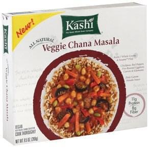 Kashi Veggie Chana Masala