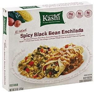 Kashi Enchilada Spicy Black Bean
