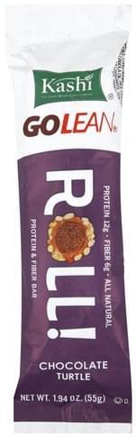 Kashi Chocolate Turtle Protein & Fiber Bar - 1.94 oz