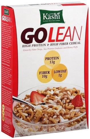 Kashi Cereal - 14.1 oz