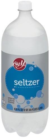 Big Y Seltzer - 67.6 oz