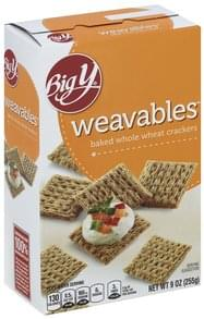 Big Y Crackers Weavables