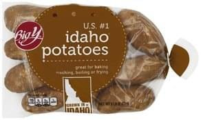 Big Y Idaho Potatoes