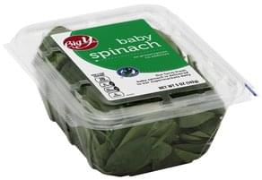 Big Y Spinach Baby