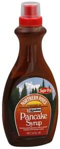 Northern Pines Pancake Syrup Sugar Free