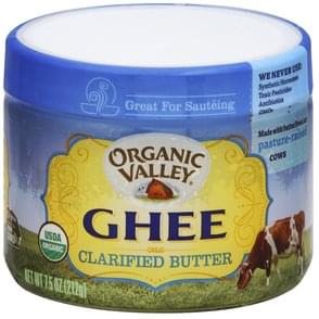 Organic Valley Ghee Organic