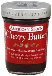 American Spoon Cherry Butter