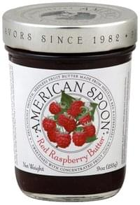 American Spoon Red Raspberry Butter