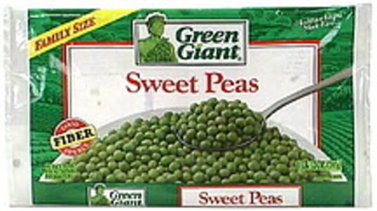 Green Giant Sweet Peas