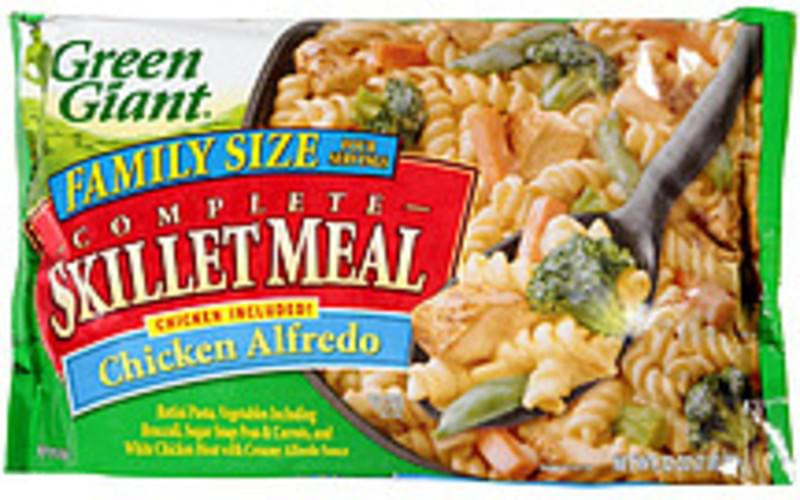 Green Giant Family Size Complete Chicken Alfredo Skillet Meal - 32 oz