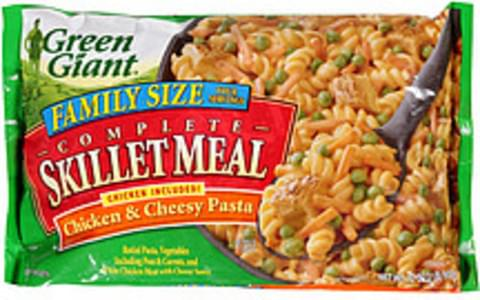 Green Giant Skillet Meal Family Size Complete Chicken & Cheesy Pasta
