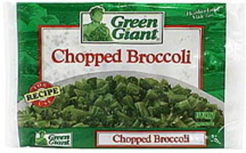 Green Giant Chopped Broccoli